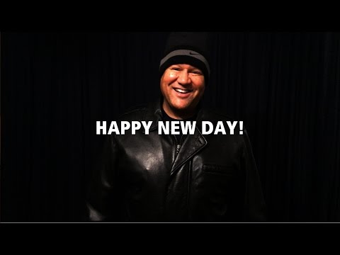 Happy New Day | with Stephen D. Lewis