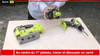 Tutoriel Ryobi   Table basse(, 2015-11-17T14:01:33.000Z)