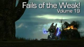 Fails of the Weak - Volume 19 - Halo 4 - (Funny Halo Bloopers and Screw Ups!)
