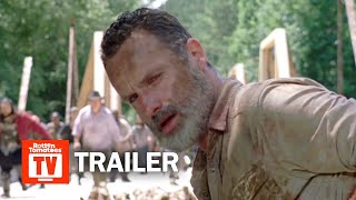 The Walking Dead Season 9 Comic-Con Trailer | Rotten Tomatoes TV