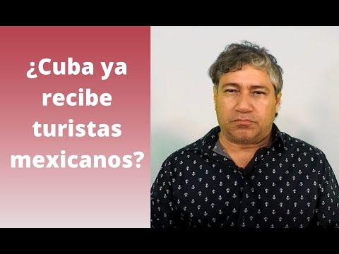 ¿Los mexicanos ya pueden viajar a Cuba?