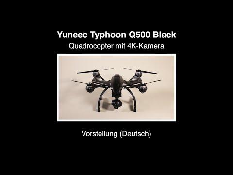 Yuneec Q500 Black 4k #13 – Vorstellung (Deutsch)