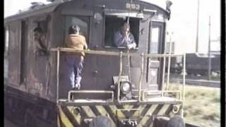 1988 Ferrocarriles Argentinos Electric Shunting Service