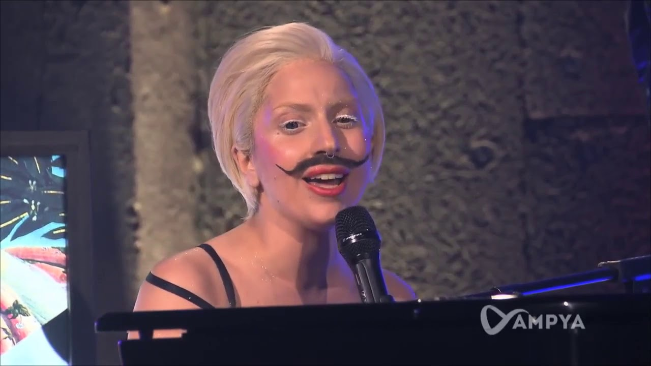 Download Lady Gaga - Do What U Want, Gypsy (The AMPYA Moment; October 24, 2013)