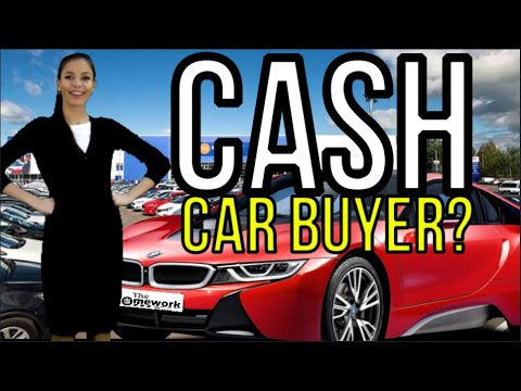 DON'T SAY 'I'M PAYING CASH!' at CAR DEALERSHIPS  Auto Expert: The Homework Guy, Kevin Hunter