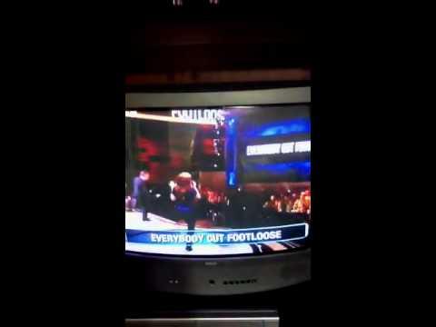 SAN ANTONIO KCWX TV KARAOKE Footloose