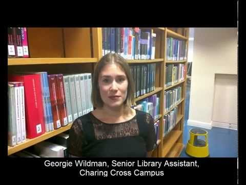 Welcome to the Medical Library - library services for NHS users