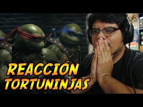 Reacción a las Tortugas Ninja - Injustice 2
