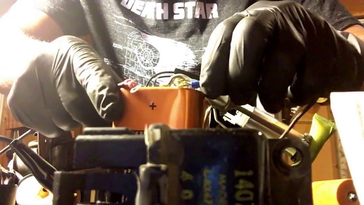 testing the fuel pump for a 1985 corvette [ 1280 x 720 Pixel ]