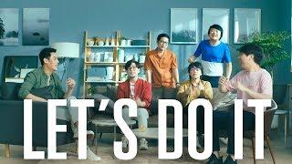 ทอม อ ศรา X บ ญถาวร Let S Do It Official MV