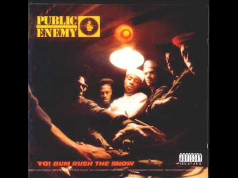 Pubilc Enemy - Yo! Bum Rush The Show - Too Much Posse
