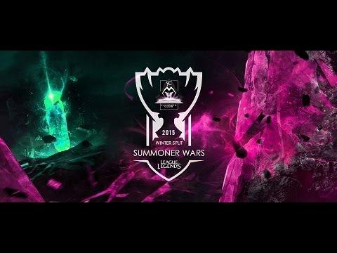 Summoners Code  Final Split  SHD vs SC