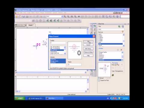 Analog PSpice E-MOSFET