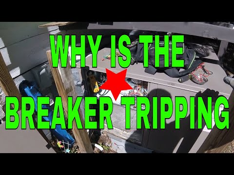 the-unit-keeps-tripping-the-breaker