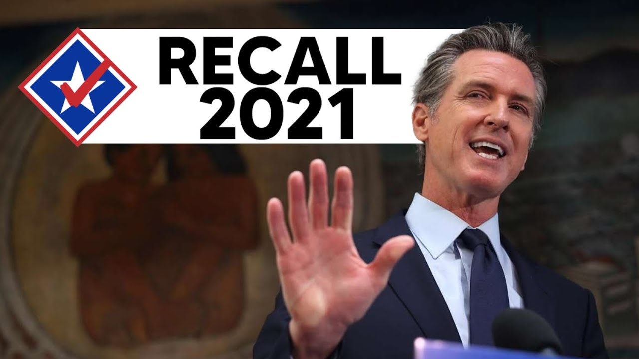 Where Gavin Newsom's Recall Stands 2 Months Before the Election