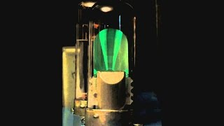 Индикатор уровня сигнала на лампе 6е1п