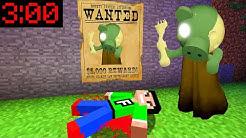 Minecraft PE : I FOUND PIGGY WANTED at 3:00AM