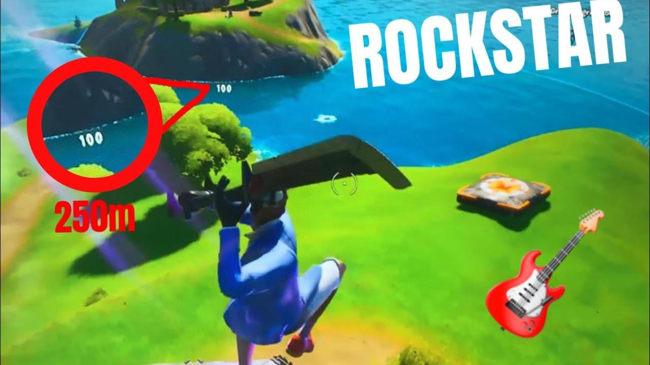 Rockstar 🎸 Trickshot Montage