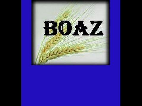 Ruth-3: Boaz