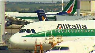 Sieben Angebote für Pleiteflieger Alitalia - economy