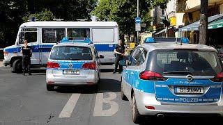 В Мюнхене неизвестный ранил ножом несколько человек - полиция