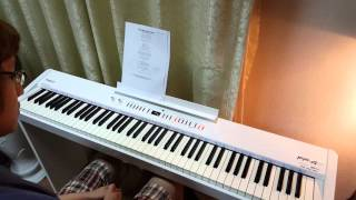 """Westlife - """"Cry on my shoulder"""" - piano cover and TUTORIAL by Huan Tran"""