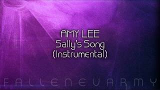 Amy Lee - Sally's Song (Instrumental)
