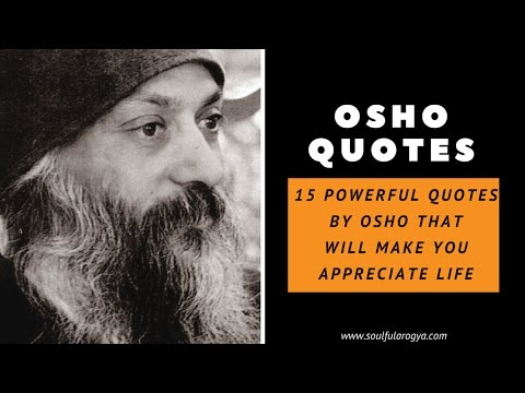 osho top quotes