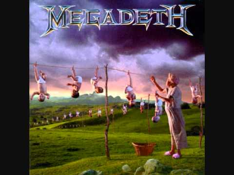 Megadeth - Blood Of Heroes (Non-remastered)