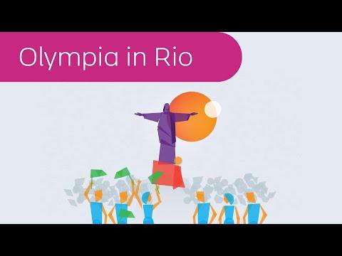 Olympia in Rio - Gewinner und Verlierer in 3 Minuten erklärt