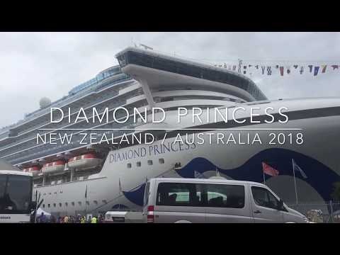 Australia / New Zealand Cruise 2018