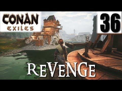 CONAN EXILES #36 - Revenge!!