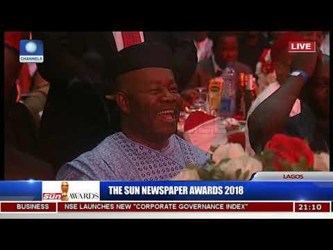 The Sun Newspaper Awards 2018 Pt.11 |Live Event|