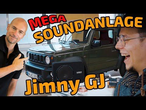 suzuki-jimny-gj-|-subwoofer-and-amplifier-installation-|-ars24