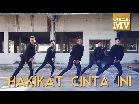 D' Nextstep - Hakikat Cinta Ini  (Official Music Video)