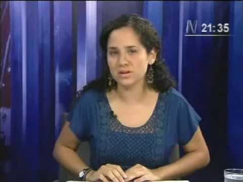 Jaime de Althaus entrevista a Sigrid Bazán (Izquierda Universitaria / Presidenta de la FEPUCP)