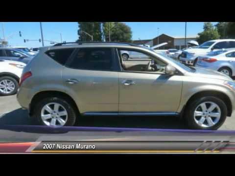 2007 Nissan Murano used, Prius, Camry, Corolla, xB, tC, Novato, 101 ...