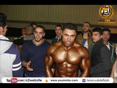 Photos Bodybuilding Championship 2017 Mr. Fit Mansoura University Olympic