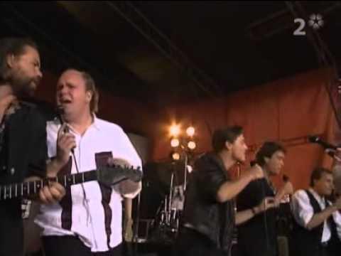 Björn Afzelius   Pata Pata Live Hovdala Slott 1989