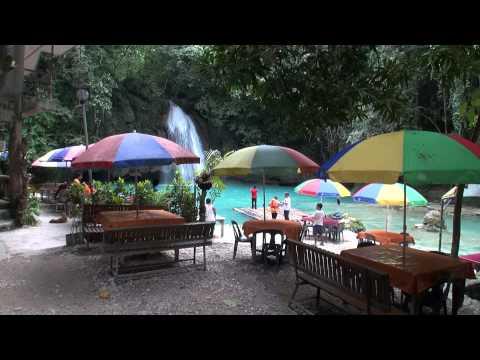 Kawasan Falls Cebu | Top Tourist Spots in Cebu Philippines