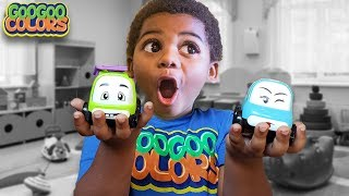 Stay Home With Me and Babysit! ( Goo Goo Gaga Hide and Seek Game + More)