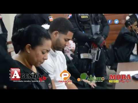 Culmina lectura sentencia íntegra contra Marlon y Marlon por caso Emely Peguero