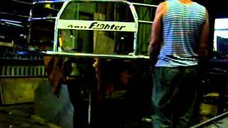Авто Мото Тюнинг полировка кенгурятника.(, 2014-06-08T07:46:53.000Z)