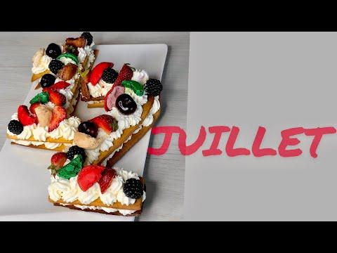number-cake-gÂteau-chiffres-/-recette-de-mon-gÂteau-d'anniversaire-/-très-facile