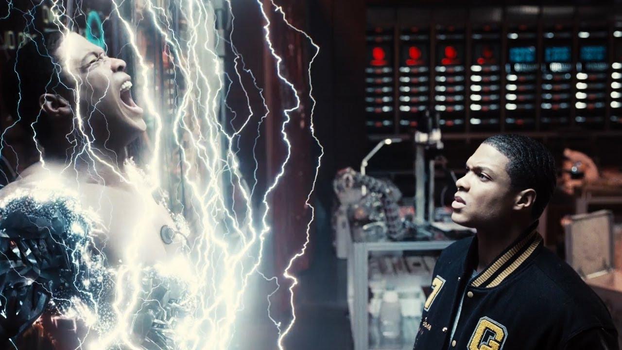 Download Cyborg Creation | Zack Snyder's Justice League (2021) l Movie Clip