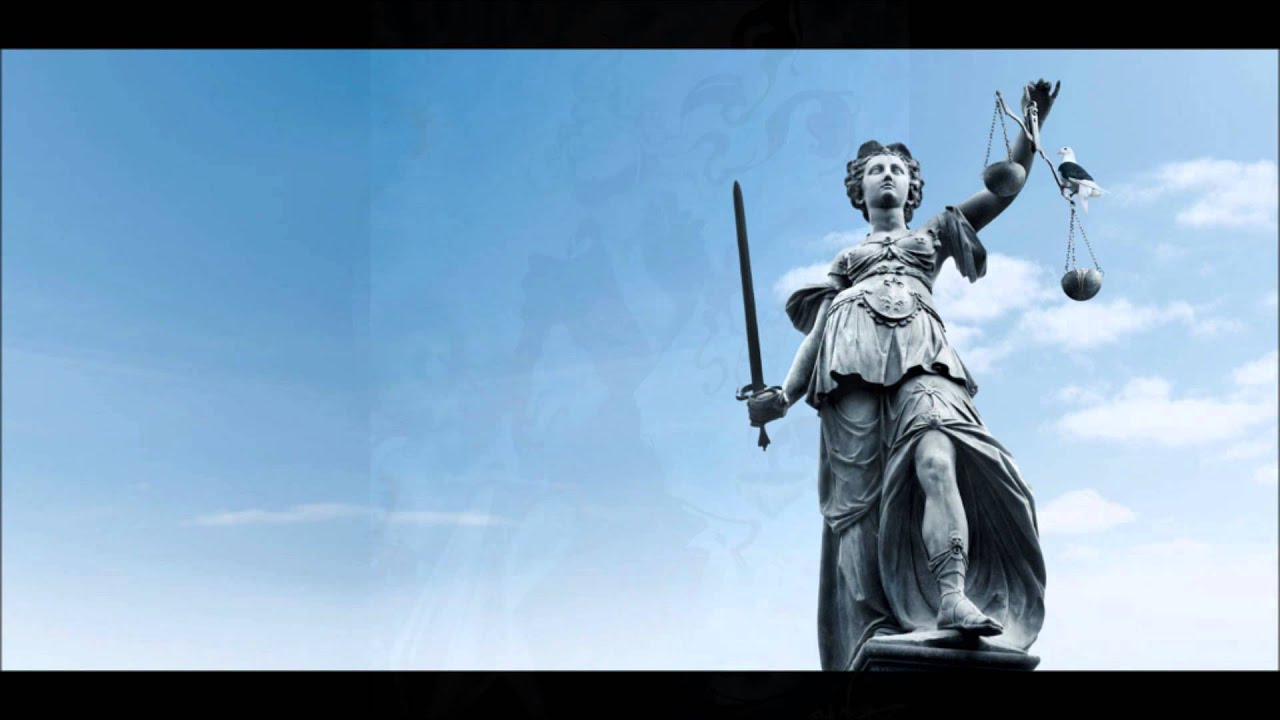 Justitia Wallpaper