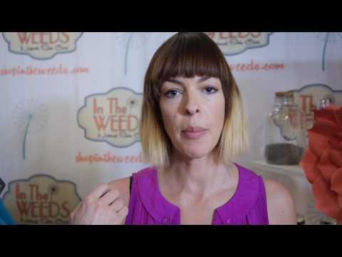 Pollyanna McIntosh + In The Weeds = : )