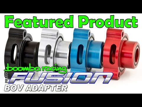 Ford Fusion 1.5L/1.6L EcoBoost Blow Off Valve [BOV] Adapter Introduction Video - Boomba Racing