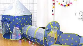 터널 텐트세트 놀이방 어린이 놀이텐트 볼풀 아동 텐트 …