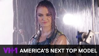 Drew Elliott Directs The Rimmel London Commercial Shoot | America's Next